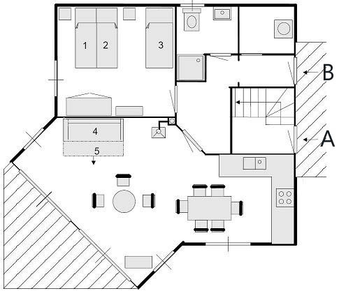 Grundriss-Plan: EG