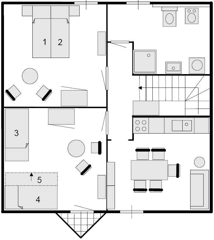 Grundriss-Plan: OG
